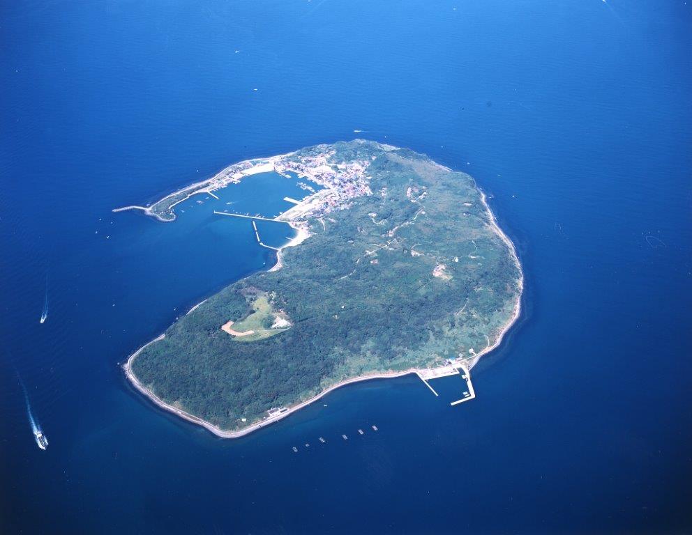 神集島(かしわじま)