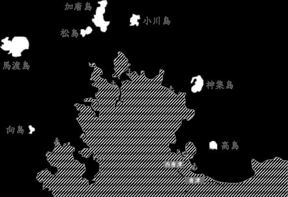 佐賀県の離島〜からつ七つの島〜